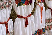 MAYAN / MEXICAN Fashion