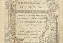 Examples of ornamental sculpture in architecture