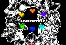 UNDERTALE! / Undertale is a very VERY well made game I love everything the soundtrack the characters the story plus it even haves bisexual characters it's really awesome how the story's secrets haven't been solved some have but not all.