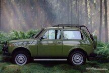 Lada / ラーダ(英語: Lada, ロシア語: ЛАДА)は、ロシアの自動車メーカーであるアフトヴァースが製造・販売を行っている自動車ブランドである。元々は海外向けのブランドで、旧ソビエト連邦では「ジグリ」 (Zhiguli) 名で販売されていたが、現在は内外問わず「ラーダ」ブランドで販売されている。