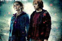 Harry Potter/Hamilton