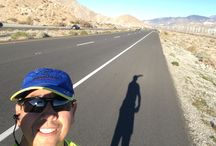 Training Photos / #SeenOnMyRun, occasional #RunSelfie, interesting training moments from in and around Southern CA and Laughlin, NV