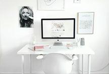 Being Mummy xo - My Office work space