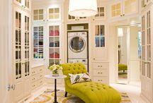 laudry room dressing