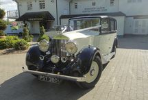 Vintage Rolls Royce Photos / Vintage Rolls Royce Wedding photos. These are the actual cars we use for your wedding Owned by ourselves Elegance Wedding Cars www.eleganceweddingcars.co.uk