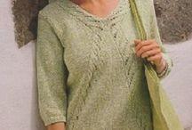 Věci na sebe pistaciový pulover