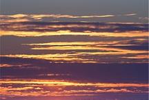 paintrd skies