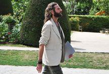 Manly man fashion