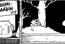 Comics-sarjakuvia