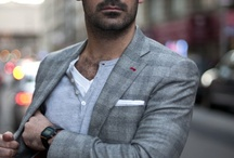Men's Fashion / by Ramin Hossaini