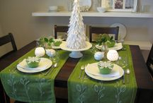 Table setting ideas / by phuong nguyen