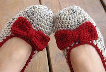 Strike slippers