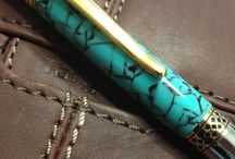 Pen Turner Showcase / Welcome pen turners and artisans!  If you enjoy the creativity and beautify of hand turned pens and wish to join the board drop me a note.   Happy Turning,  Tim. ✒️