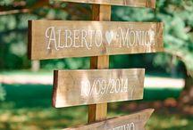 señaletica bodas&eventos