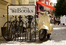 Favorite Bookstores in Favorite Places