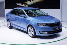 skoda rapid / This page is about very popular car in Slovakia and Czech republic.