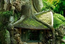 treehouses~ / magical..