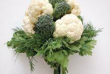 bloemen groenten