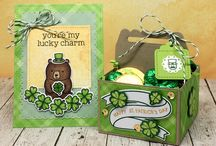 Lawn Fawn St Patty's Inspiration