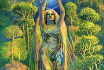 Gaia and Uranus