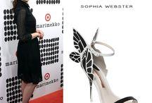 Celebrity Shoes / Chaussures de célébrités / Qui porte quoi ? Les plus belles chaussures à talons hauts vues aux pieds des célébrités : http://tendance-talons.com/category/celebrites
