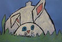 Easter art ideas