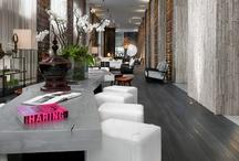 Miami Luxury Condos / Interior Design