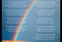 The Dash Poem