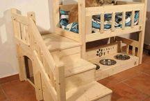 Pet crafts,  treats, toys