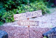 Signs / Wedding signs