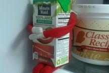 Jack / Elf on the Shelf / by Karla Martínez
