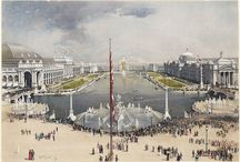 White City, Chicago / 1893 World's Fair/Columbian Exposition / by Michelle Erica Green