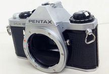 Pentax ME Super 35mm SLR Film Camera Body Only
