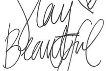typography / by Sarah Stennett