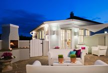 Outdoor Living Spaces / landscaping, pools, outdoor furniture, pool houses, decks, porches, patios, trellises, arbors
