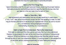 covey - 7 habits