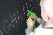 *HOAWG* Literacy Learning Activities for Kids / Literacy Learning Activities for Kids found on Hands On As We Grow (HOAWG), handsonaswegrow.com