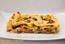 Ricette: Pasta al forno, Lasagne & Cannelloni