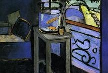 Art - Henri Matisse / Matisse's art / by Joan Redd