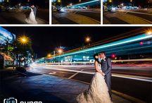 long exposure wedding