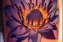 Tattoo ideas / by Brandy Robinson