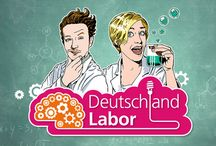 Learn German / Websites which support the learning of German