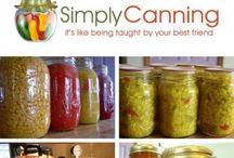Canning and Preserving veggies