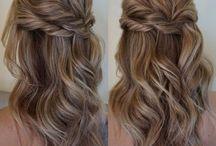 Maria hårfrisyre