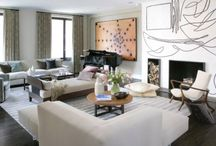 Living Rooms / by Kovet Design