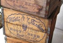 vintage box's