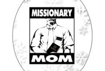 LDS Missionary Mom / LDS Missionary Mom - Great stuff for mom's who have a son or daughter serving a mission.