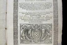 APADRINAT! Llibre dels secrets de agricultura, casa rustica y pastoril : ... / Obra de Miquel Agustí (Banyoles 1560-1630) editada en 1612. Publicà aquesta obra en forma de consells pràctics on tracta de diversos temes relacionats amb la vida al camp.  L'obra tingué una difusió molt ràpida, i després de la primera edició en català de Barcelona el 1617, el 1625 es publicà la versió castellana a Saragossa, a la qual s'afegí una nova part sobre la caça i un vocabulari de termes agrícoles en sis idiomes. Es compten més de vint edicions, les darreres de finals del segle XVIII.