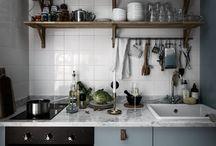 Hornstull (kitchen)