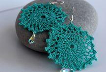 My Uncinetto e crochet / Mie creazioni ad uncinetto